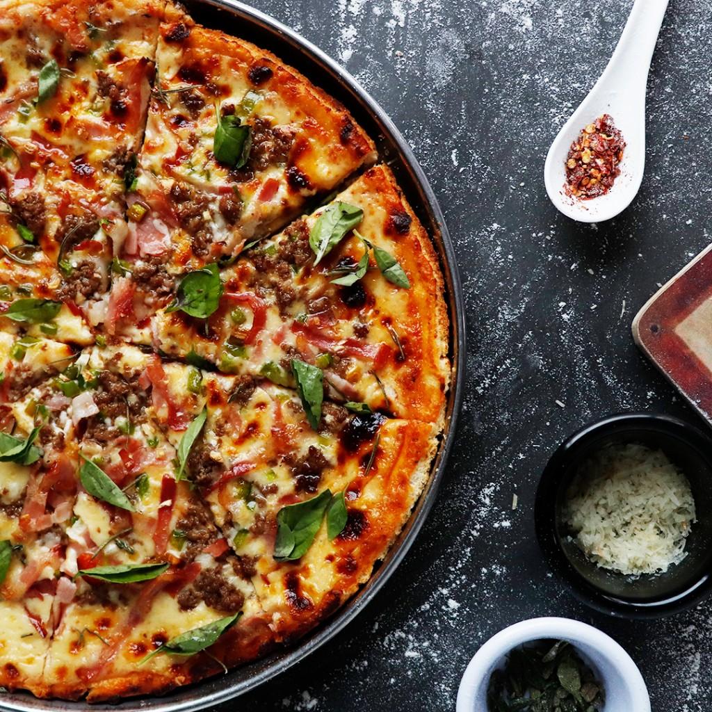 Pizza de la casa Pizzabor_1