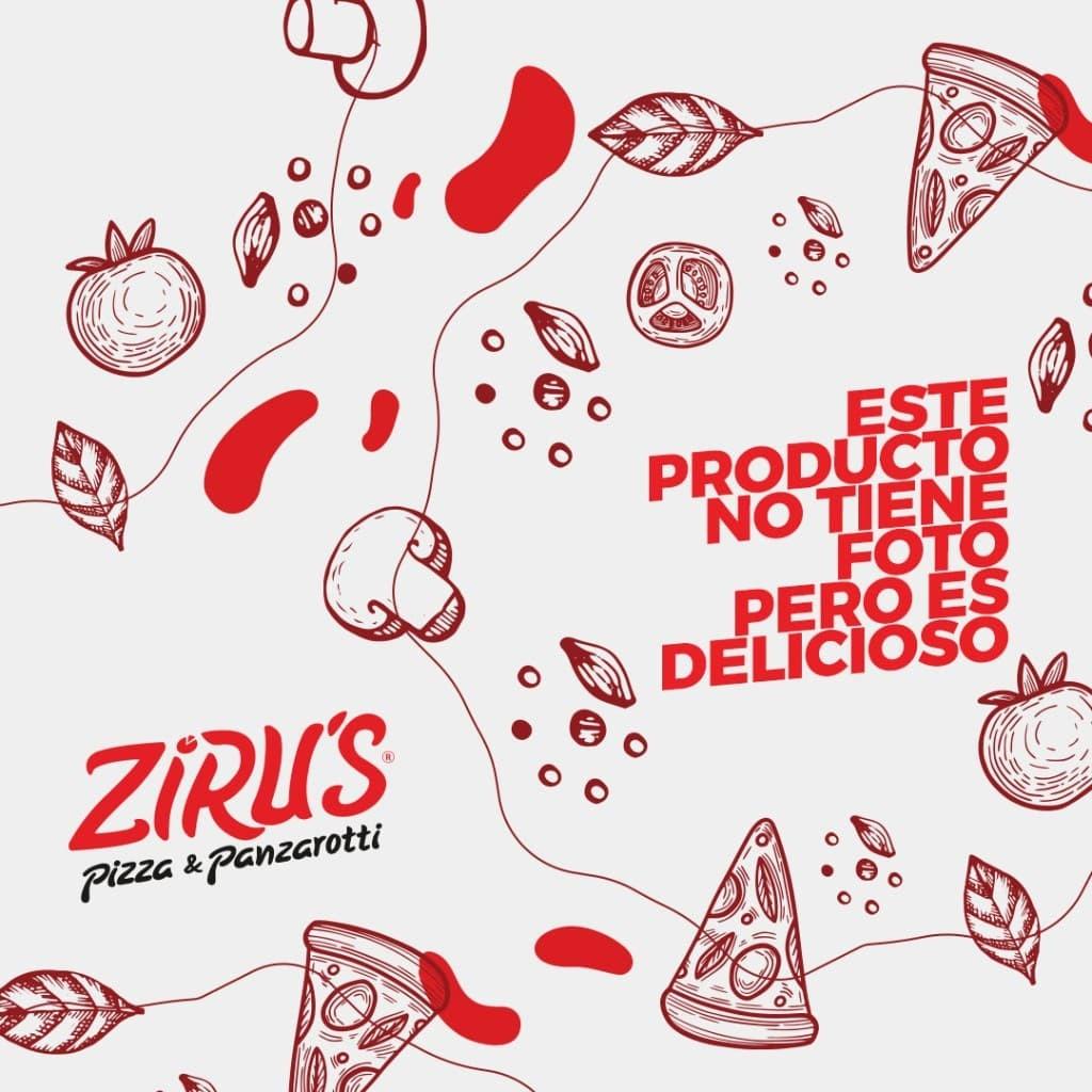 Pizza tradicional Tocineta y Ciruelas - MS_1